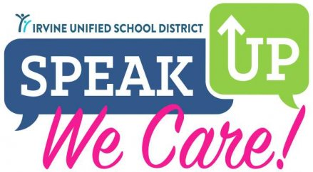 Speak Up We Care at IUSD