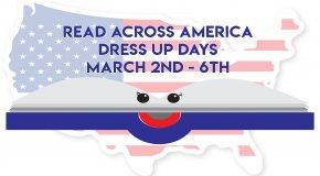 Read Across America Dress Up Days
