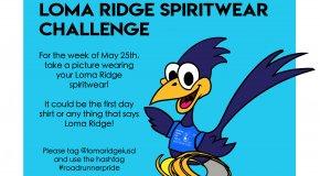 Spiritwear Challenge Week